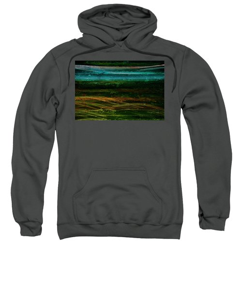 Blue Canoe Sweatshirt