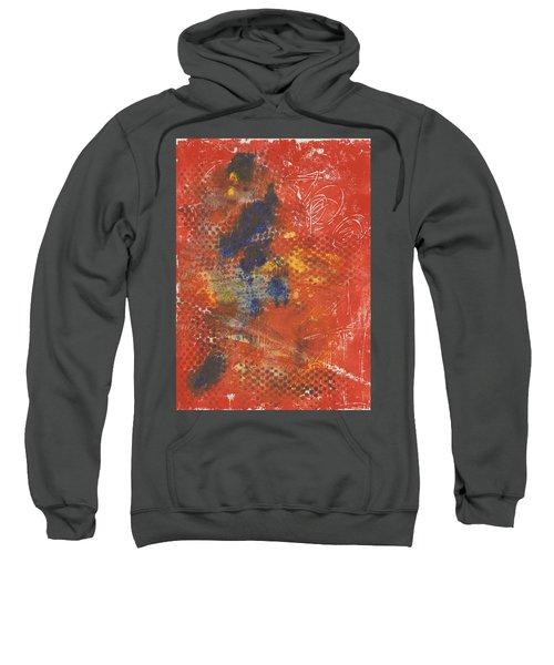 Blue Dancer Sweatshirt