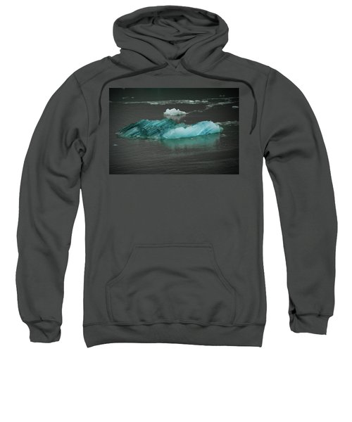 Blue Iceberg Sweatshirt
