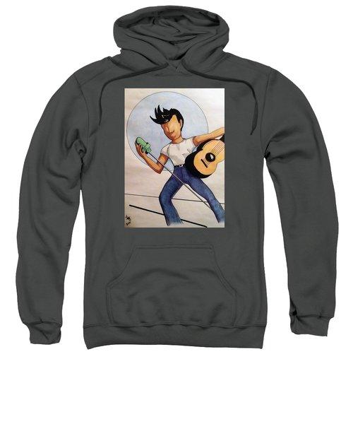Blue Moon Sweatshirt