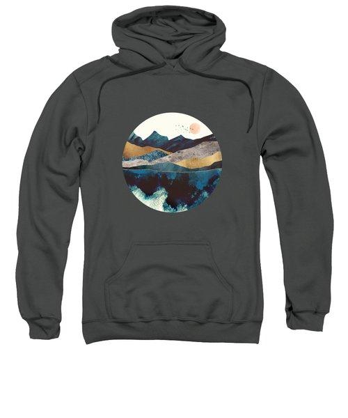 Blue Mountain Reflection Sweatshirt