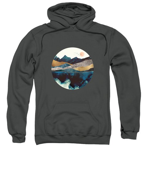 Blue Mountain Reflection Sweatshirt