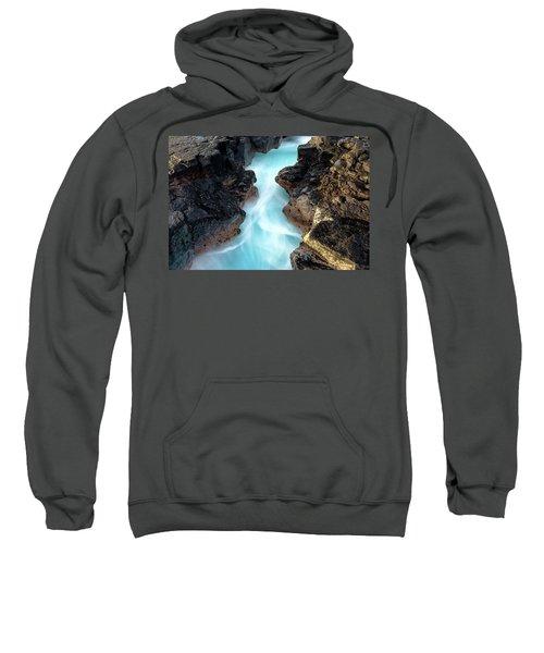Blue Path Sweatshirt