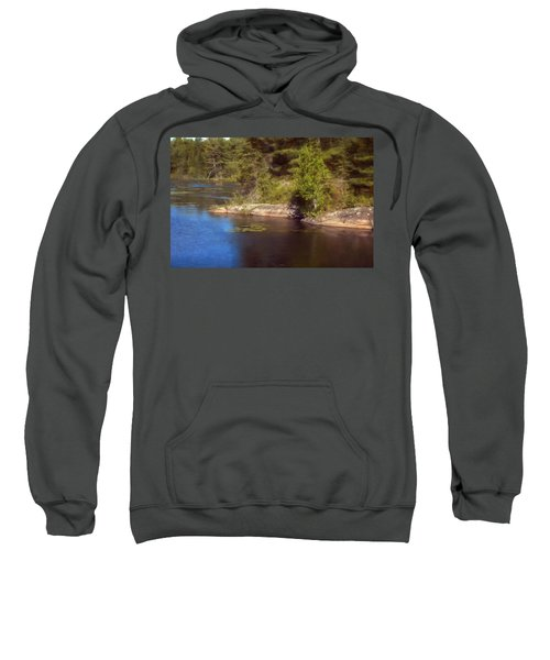 Blue Pond Marsh Sweatshirt