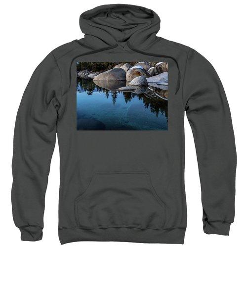 Blue Reflections Sweatshirt