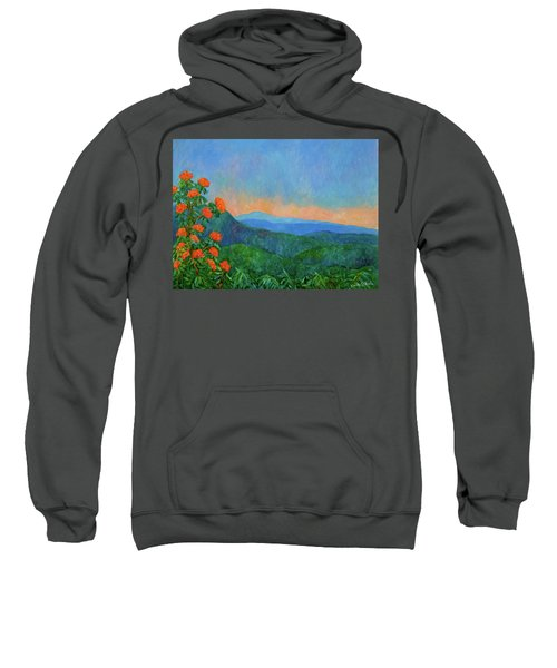 Blue Ridge Morning Sweatshirt