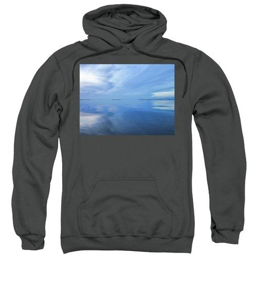 Blue Serenity Sweatshirt