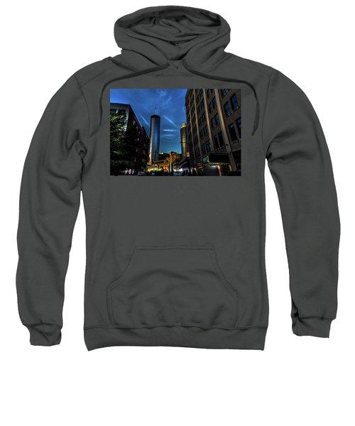 Blue Skies Above Sweatshirt