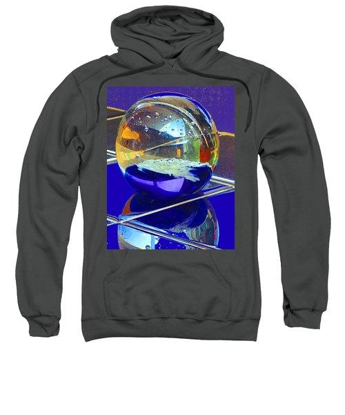 Blue Sphere Sweatshirt