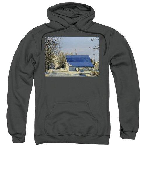 Blue Sunday Sweatshirt