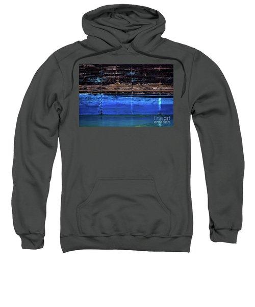 Blue Tanker Sweatshirt