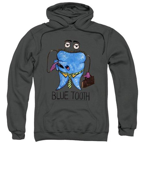 Blue Tooth Sweatshirt