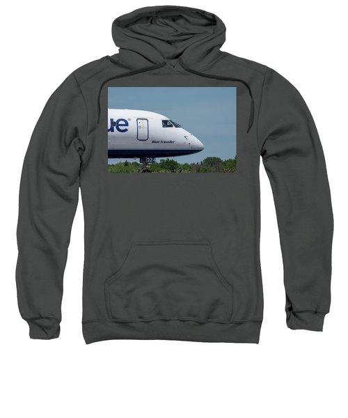 Blue Traveller Sweatshirt