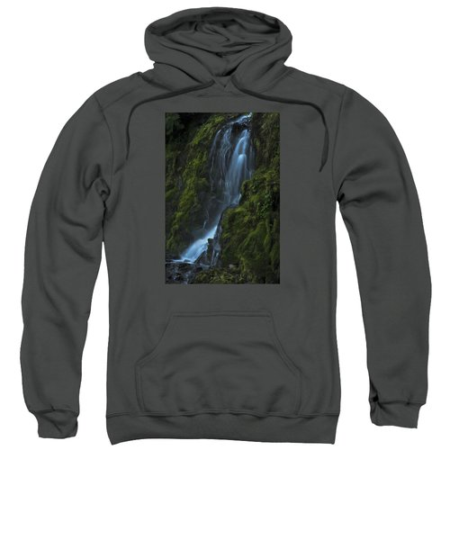 Blue Waterfall Sweatshirt