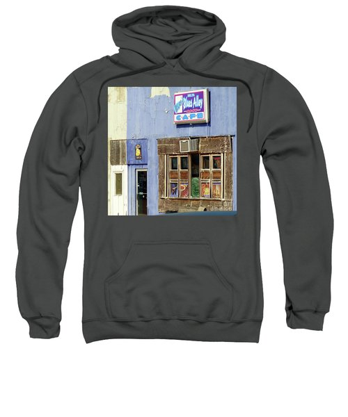 Blues Alley, Clarksdale Sweatshirt
