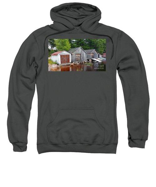 Boathouses - Mcadam Nb Sweatshirt