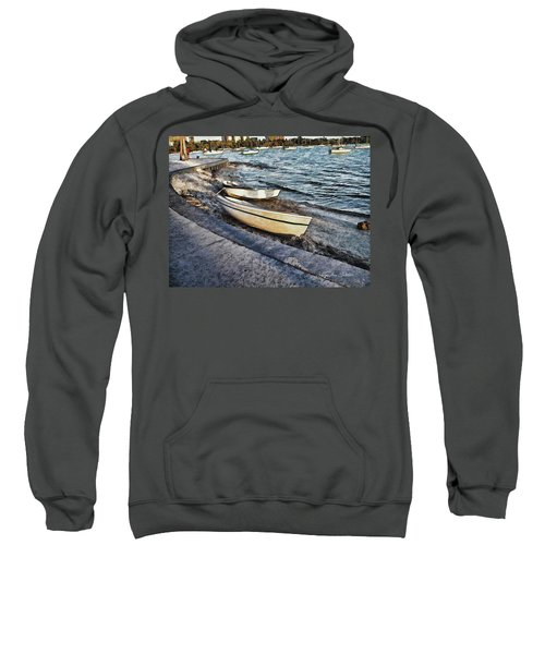 Boats At The Bay Sweatshirt