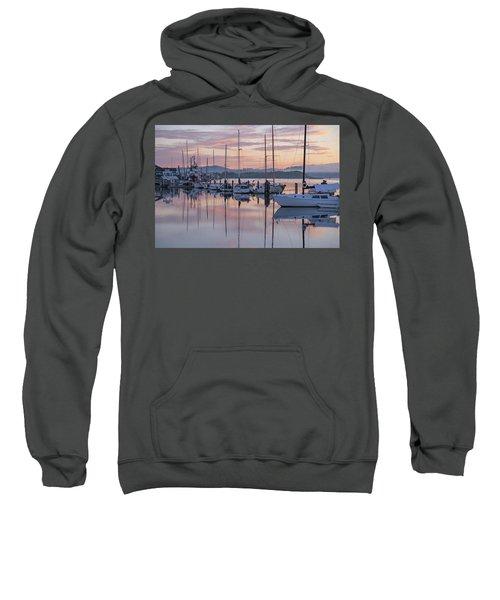Boats In Pastel Sweatshirt