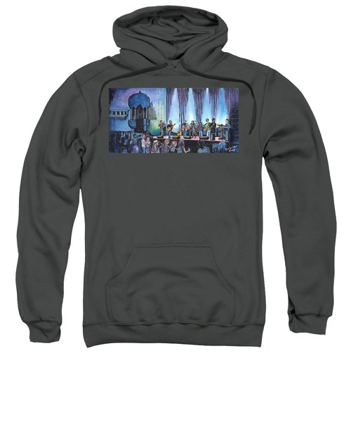 Bob Dylan Tribute Show Sweatshirt