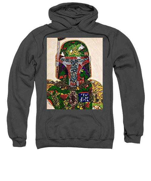 Boba Fett Star Wars Afrofuturist Collection Sweatshirt
