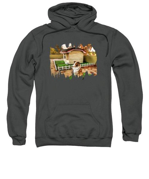Bobbie The Wonder Dog Sweatshirt