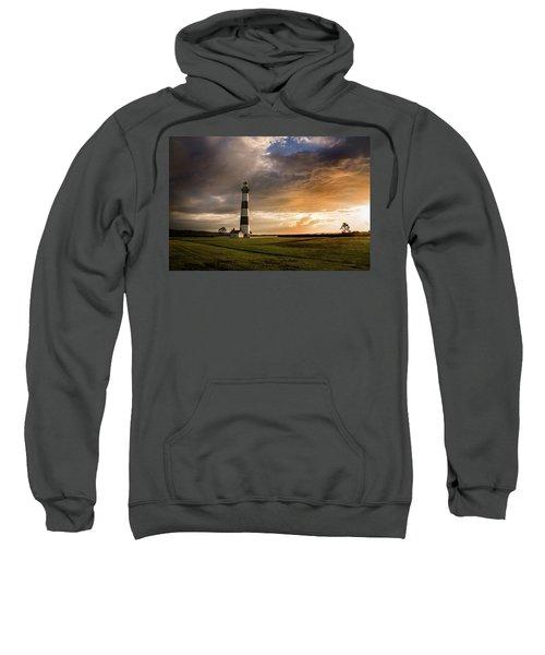 Bodie Lighthous Landscape Sweatshirt