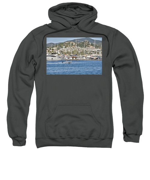 Bodrum Marina Turkey Sweatshirt