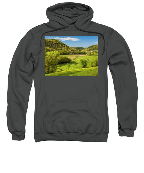 Bohemian Valley Sweatshirt