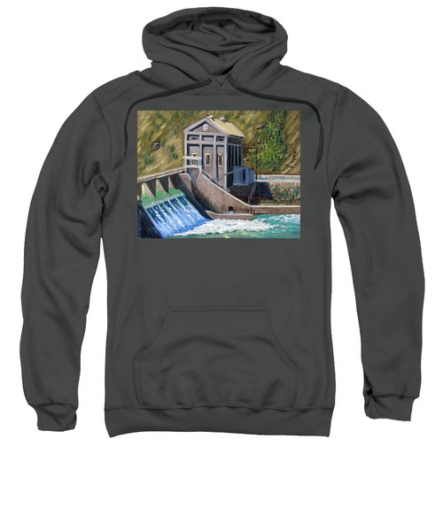 Boise Diversion Dam Sweatshirt