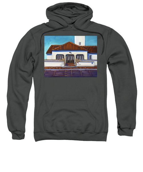 Boise Train Depot Sweatshirt