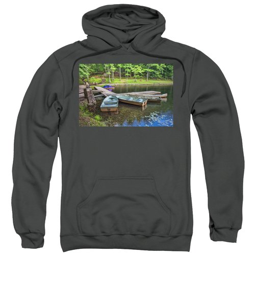 Boley Lake Sweatshirt