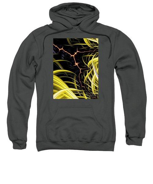 Bolt Through Sweatshirt