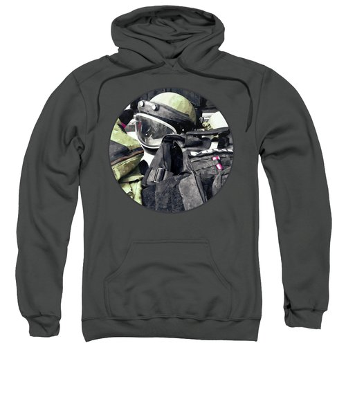 Bomb Squad Uniform Sweatshirt