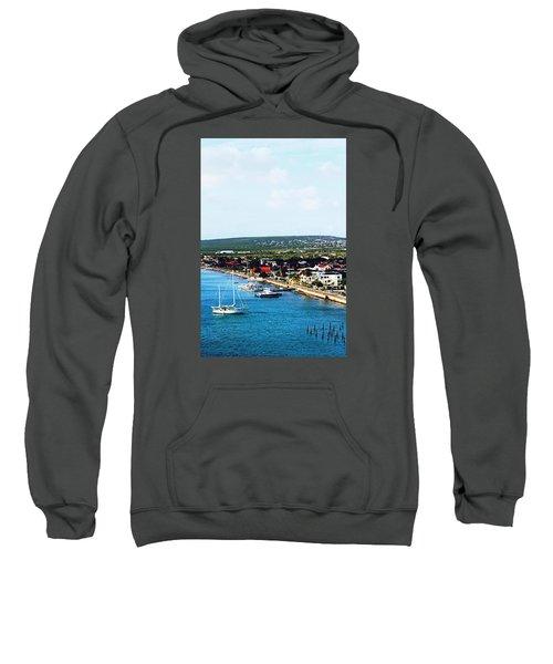 Bonaire Sweatshirt by Infinite Pixels