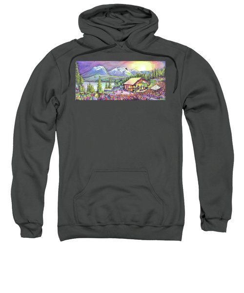 Bonfire Dub Sweatshirt