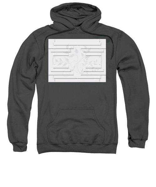 Bonjour Leaves Mass Sweatshirt