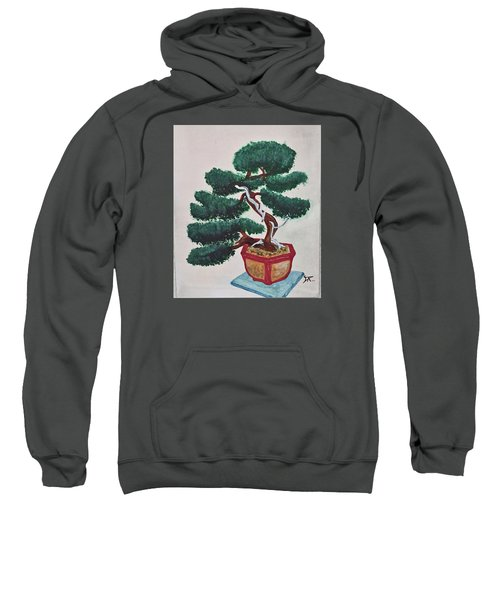 Bonsai #3 Sweatshirt