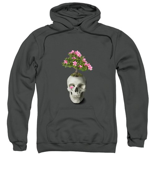 Bonsai Skull Sweatshirt