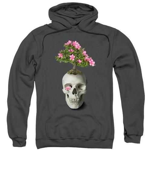 Bonsai Skull Sweatshirt