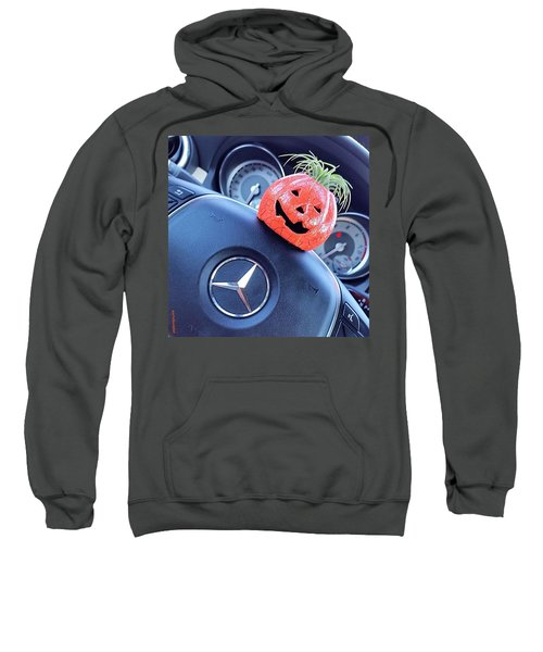 #boo! My #car Is Getting Excited About Sweatshirt