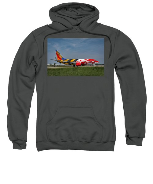 Boeing 737 Maryland Sweatshirt