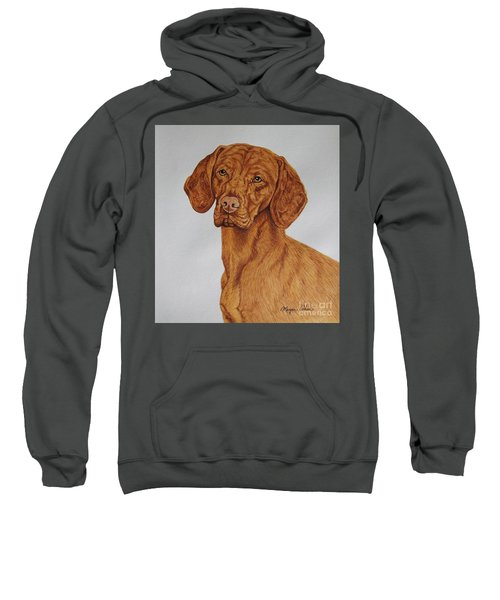 Boomer The Vizsla Sweatshirt