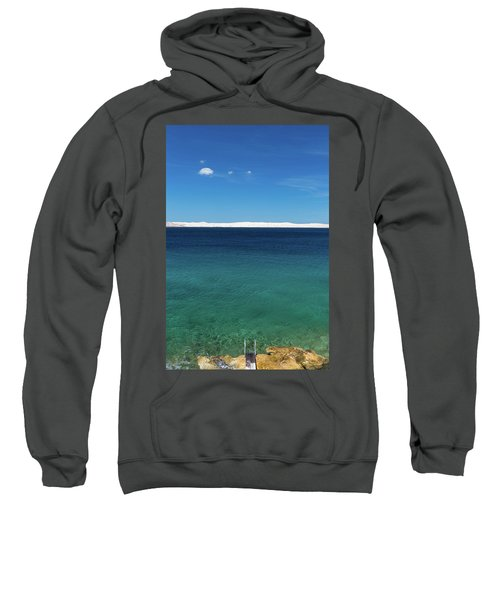 Bora In Velebit Kanal I Sweatshirt