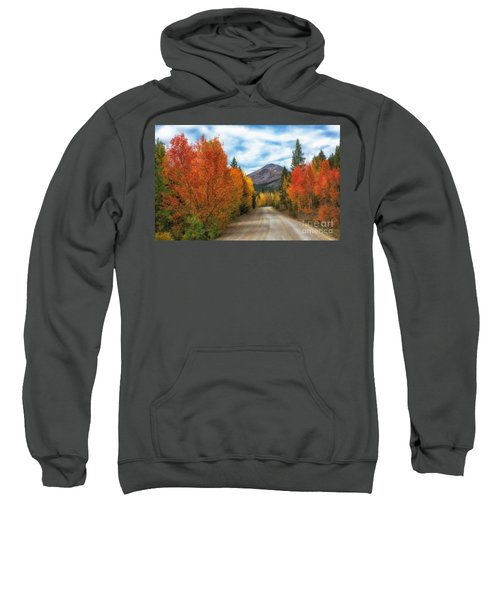 Boreas Mountain Sweatshirt