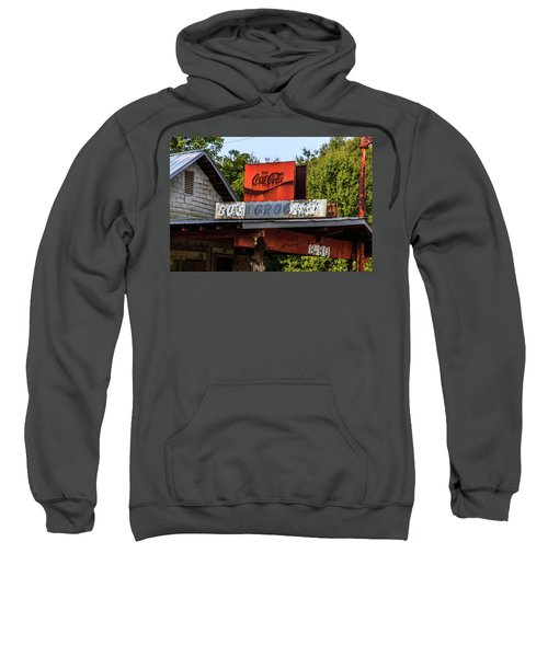 Bo's Grocery Sweatshirt