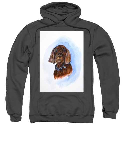 Bosely The Dog Sweatshirt