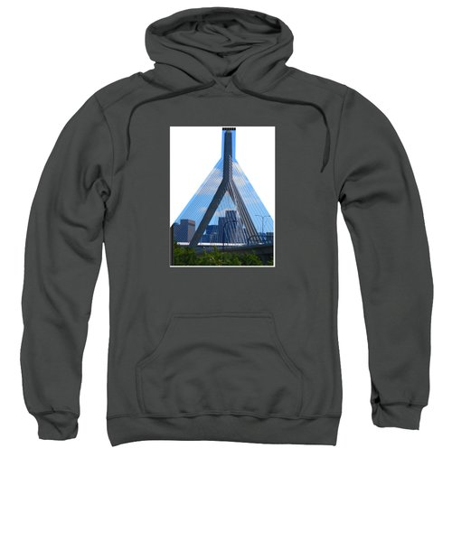 Boston Bridges So Beautiful A Photograph Can Give You All The Time To Enjoy The Moment Sweatshirt