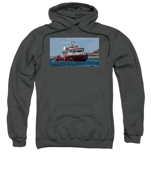 Boston Fire Rescue Sweatshirt