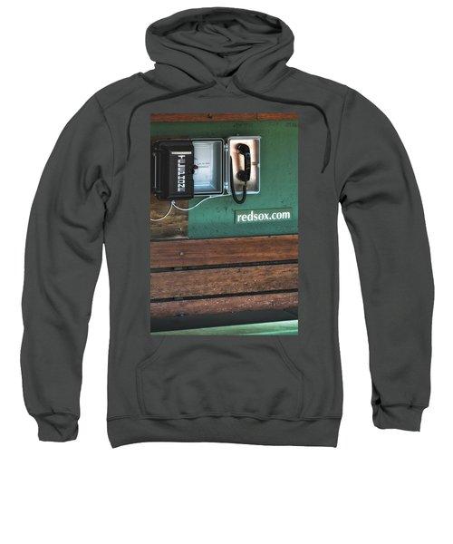 Boston Red Sox Dugout Telephone Sweatshirt