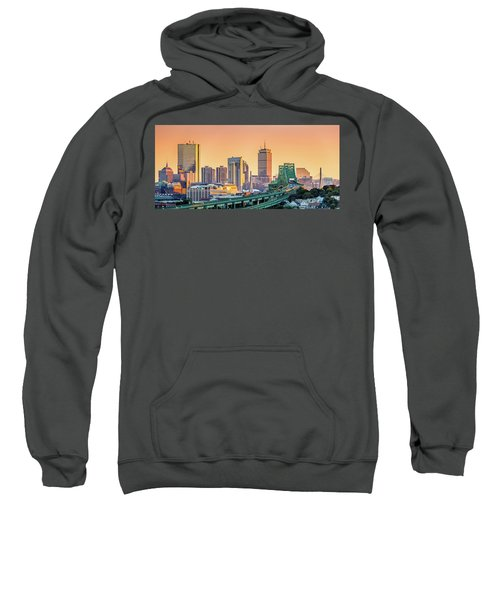 Boston Skyline Sweatshirt